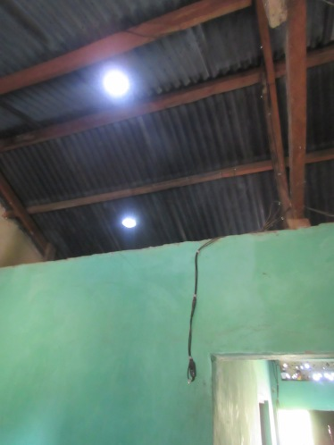 2 lights plus switch