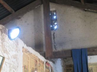 wall mounted light