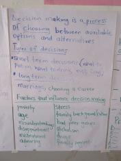 teaching session