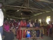 Microfinance meeting
