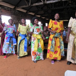 Bufumbo women's group